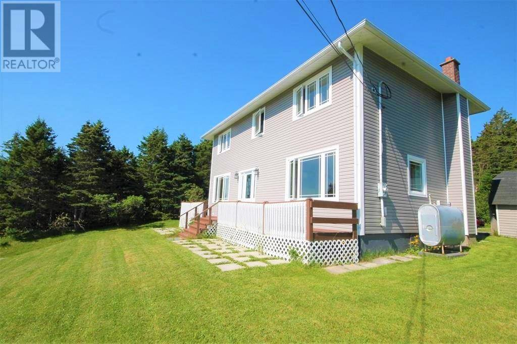 House for sale at 18 Corbetts Ln Chapels Cove Newfoundland - MLS: 1204795