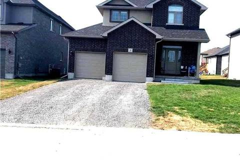 House for sale at 18 Cottonwood Dr Belleville Ontario - MLS: X4536918