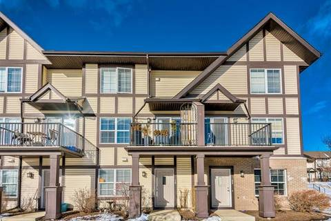 Townhouse for sale at 18 Cranford Dr Southeast Calgary Alberta - MLS: C4285792