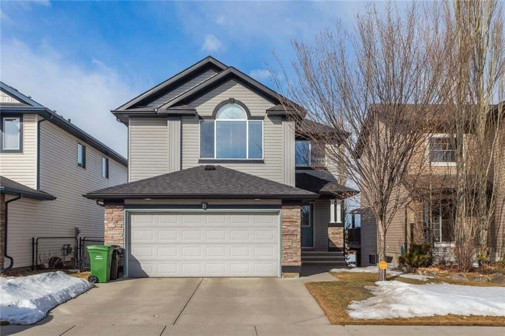 House for sale at 18 Cranwell Sq SE Cranston, Calgary Alberta - MLS: C4289303