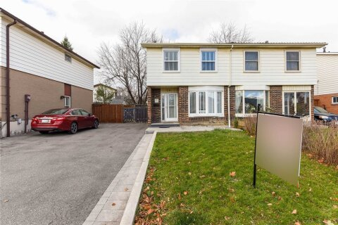 Townhouse for sale at 18 Crawford Dr Brampton Ontario - MLS: W4991383