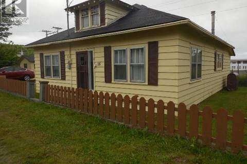 House for sale at 18 Cross Rd Carbonear Newfoundland - MLS: 1198812