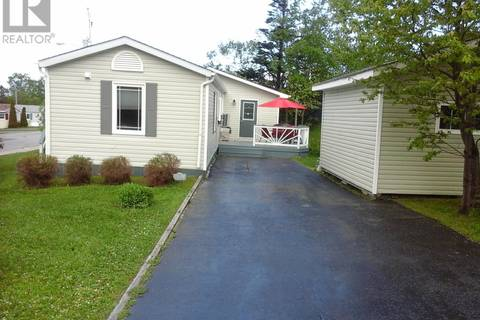 Residential property for sale at 18 Curtiss Ave Gander Newfoundland - MLS: 1196107