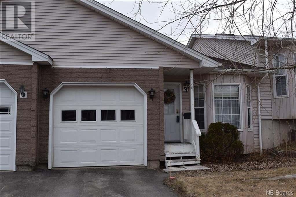 House for sale at 18 Derrick Ct Saint John New Brunswick - MLS: NB044963