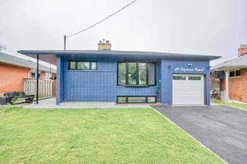 House for sale at 18 Dignam Ct Toronto Ontario - MLS: E4774734