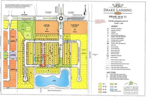 Home for sale at 18 Drake Landing St Okotoks Alberta - MLS: C4267520