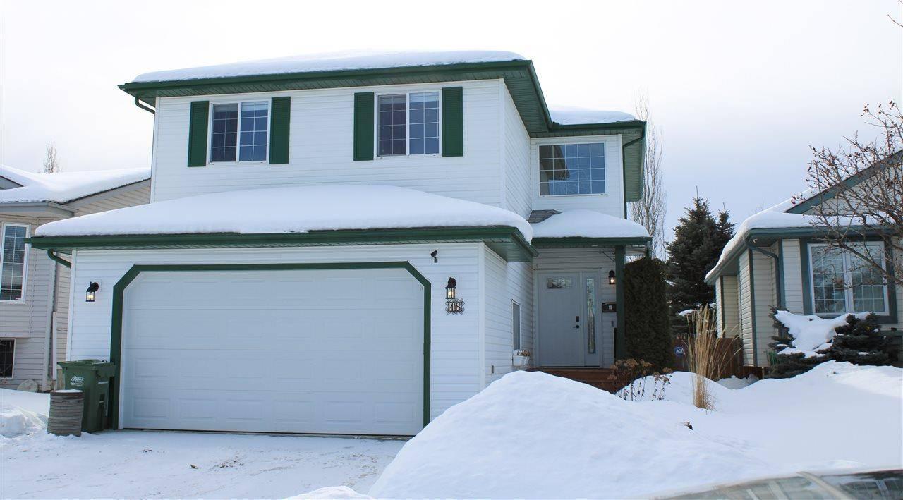 House for sale at 18 Durocher St St. Albert Alberta - MLS: E4188631