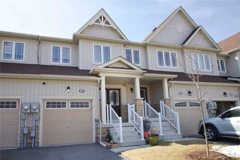 Townhouse for sale at 18 Dykstra Ln Clarington Ontario - MLS: E4389842