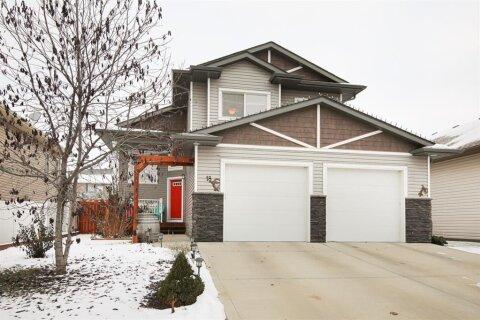 House for sale at 18 Ebony Street  Lacombe Alberta - MLS: A1044223