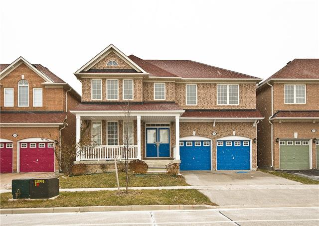 For Rent: 18 Edward Jeffreys Avenue, Markham, ON | 4 Bed, 4 Bath House for $2,550. See 18 photos!