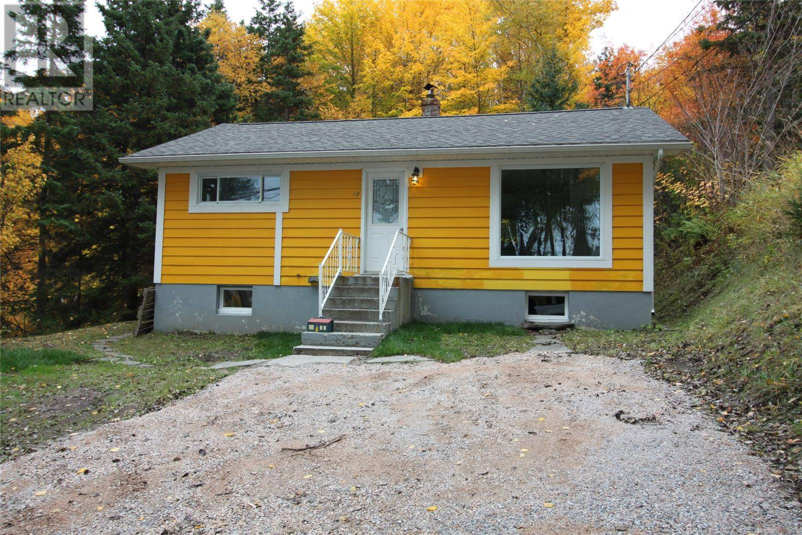 House for sale at 18 Elford Ave Corner Brook Newfoundland - MLS: 1205212