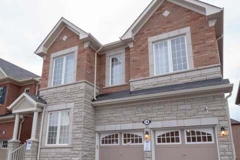 House for sale at 18 Emerald Coast Tr Brampton Ontario - MLS: W4827454