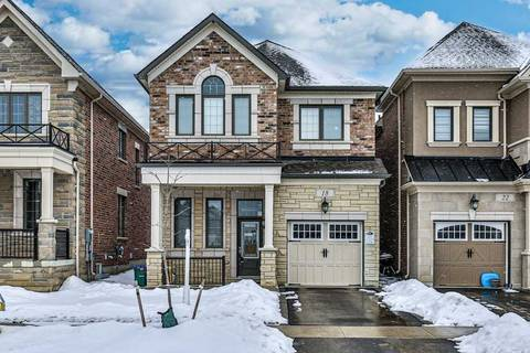 House for sale at 18 Faust Ridge Ave Vaughan Ontario - MLS: N4692657