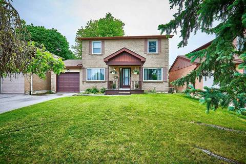 House for sale at 18 Fawcett Tr Toronto Ontario - MLS: E4482868