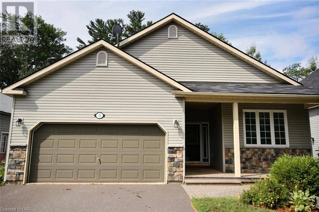 House for sale at 18 Freeland Dr Gravenhurst Ontario - MLS: 212710