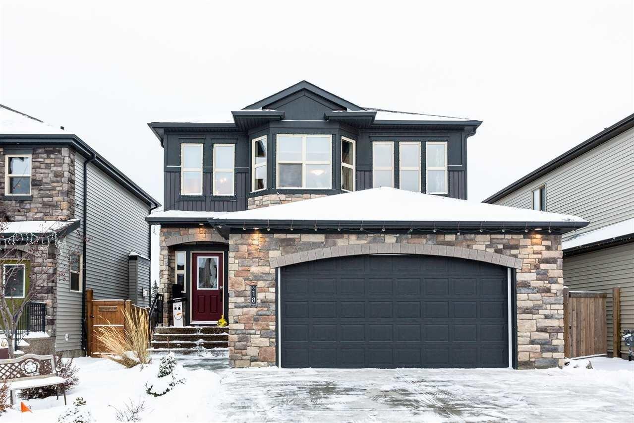 House for sale at 18 Garneau Ga Spruce Grove Alberta - MLS: E4221410