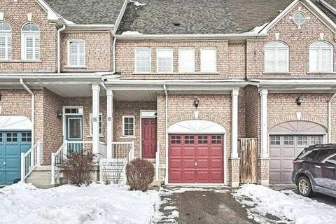 Townhouse for sale at 18 Gateway Ct Whitby Ontario - MLS: E4690110