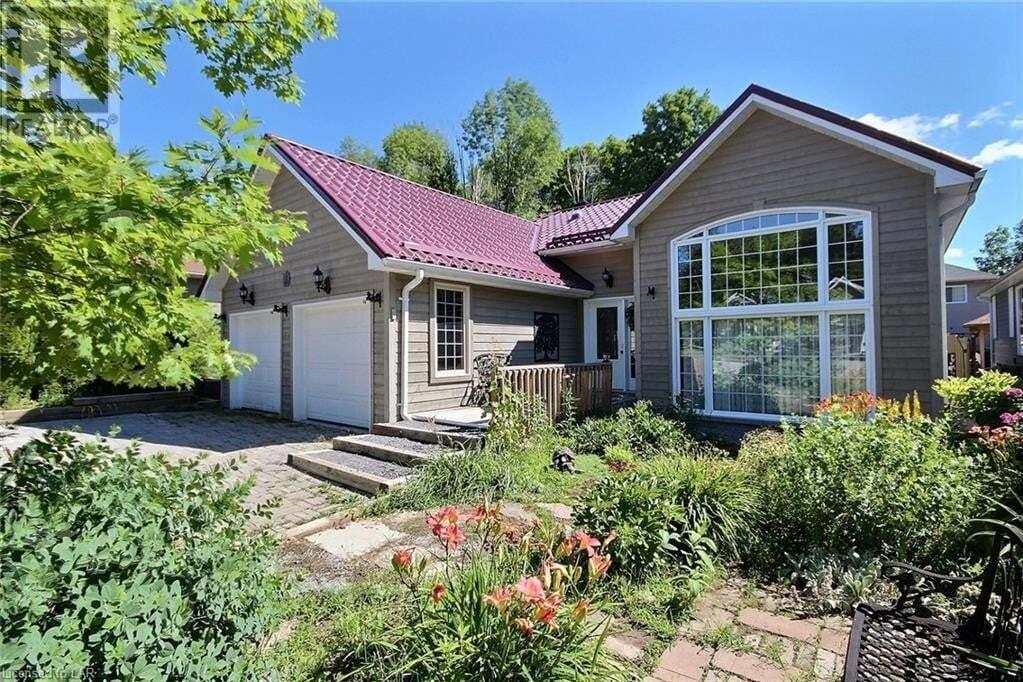 House for sale at 18 Gateway Dr Gravenhurst Ontario - MLS: 277156