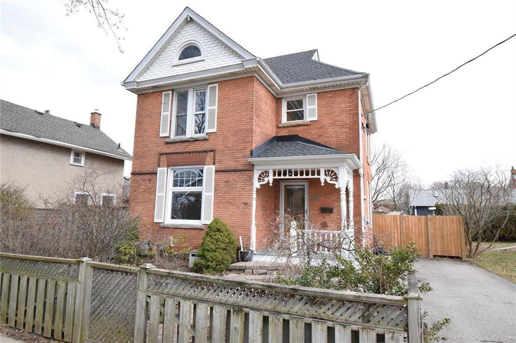 House for sale at 18 George St St. Catharines Ontario - MLS: 30797630