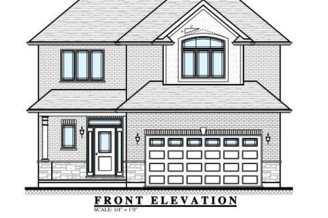 House for sale at 18 Gibbons St Waterford Ontario - MLS: 40041542