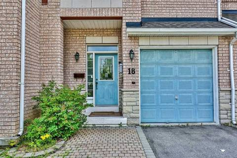 Townhouse for sale at 18 Goldbrook Cres Richmond Hill Ontario - MLS: N4541489