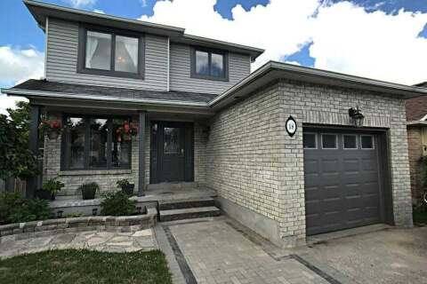 House for sale at 18 Gosney Cres Barrie Ontario - MLS: S4854222