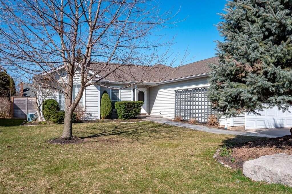 House for sale at 18 Grange Cres Niagara-on-the-lake Ontario - MLS: 30810478