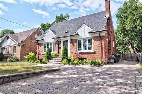 House for sale at 18 Granlea Rd Toronto Ontario - MLS: C4556574