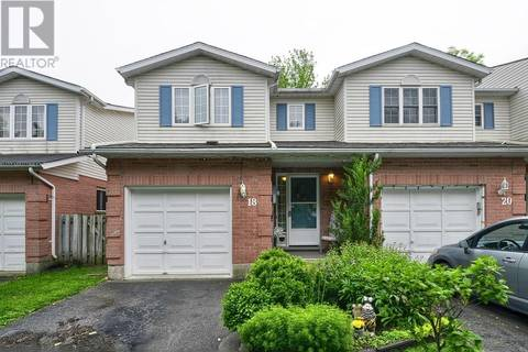 Townhouse for sale at 18 Graystone Ct Paris Ontario - MLS: 30744325