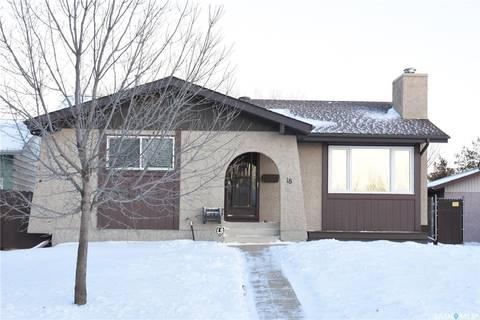 House for sale at 18 Greenwood Cres Regina Saskatchewan - MLS: SK796775