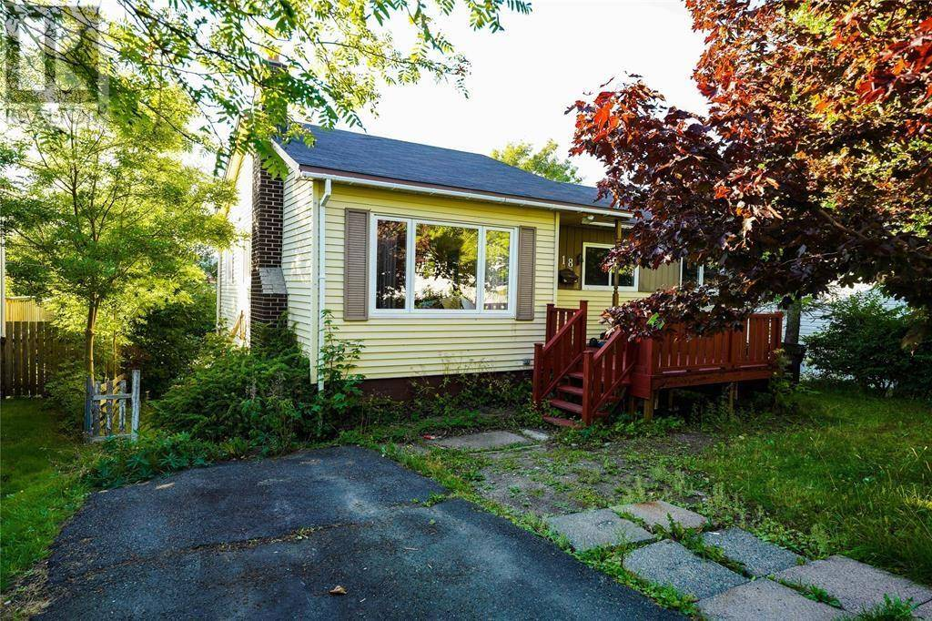 House for sale at 18 Grenfell Ave St. John's Newfoundland - MLS: 1209109