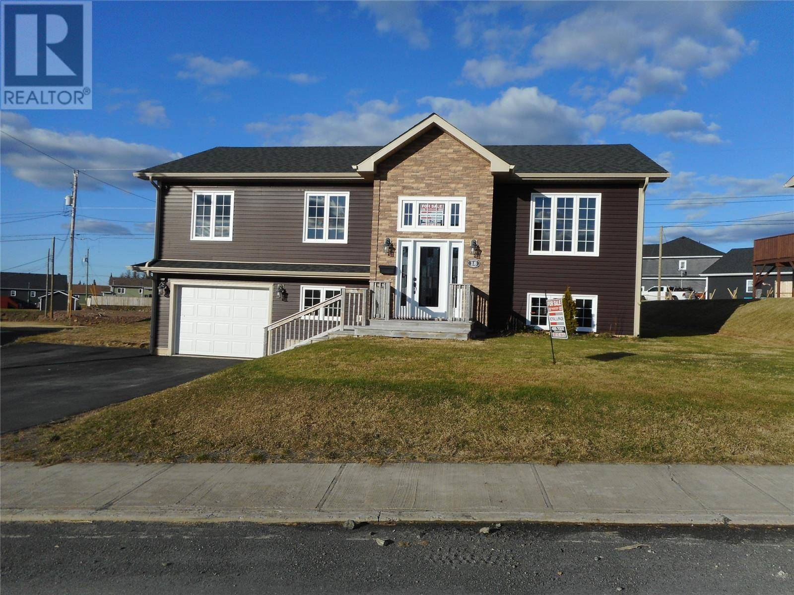 House for sale at 18 Griffin St Grand Falls - Windsor Newfoundland - MLS: 1212597
