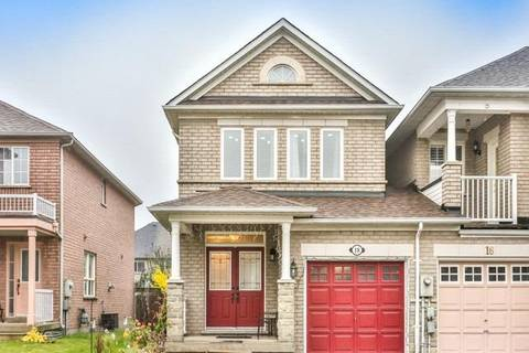 Townhouse for rent at 18 Harmony Rd Vaughan Ontario - MLS: N4418914