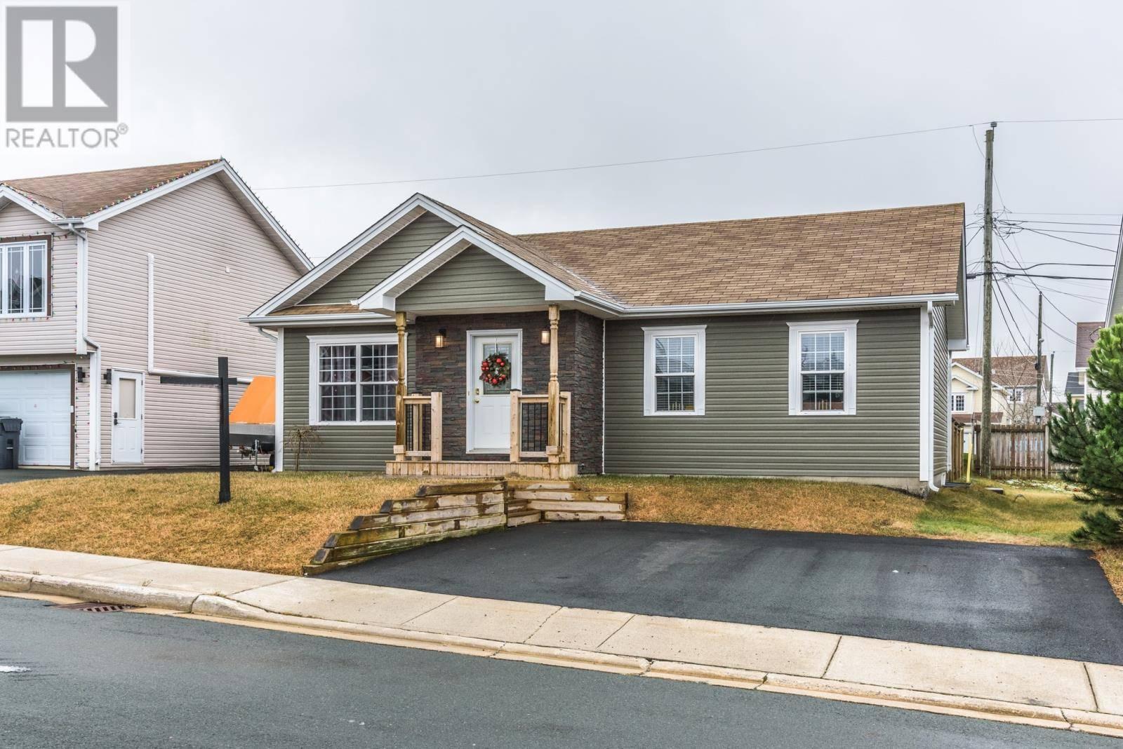 House for sale at 18 Harmony St Paradise Newfoundland - MLS: 1208908