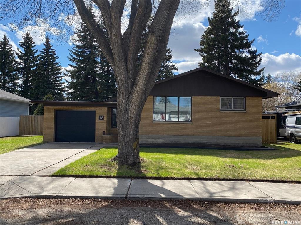 Removed: 18 Harrison Crescent, Saskatoon, SK - Removed on 2020-08-12 00:00:09