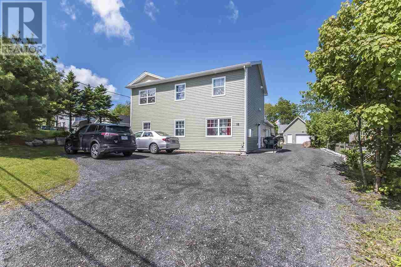 Townhouse for sale at 18 Hartlen Ave Spryfield Nova Scotia - MLS: 201914574
