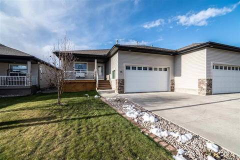 Townhouse for sale at 18 Harvard Pl Spruce Grove Alberta - MLS: E4154703