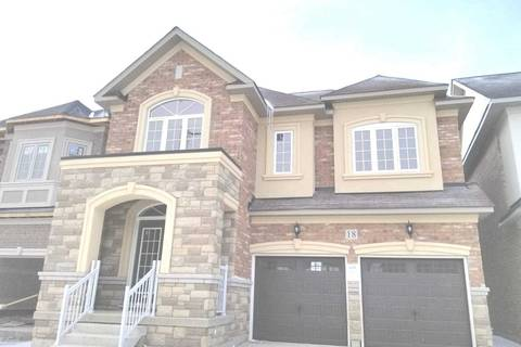House for sale at 18 Henry Moody Dr Brampton Ontario - MLS: W4385238