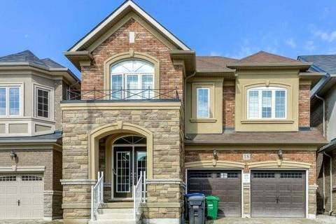 House for sale at 18 Henry Moody Dr Brampton Ontario - MLS: W4703036