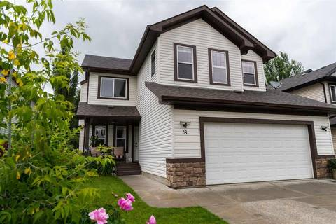House for sale at 18 Hickory Tr Spruce Grove Alberta - MLS: E4164793