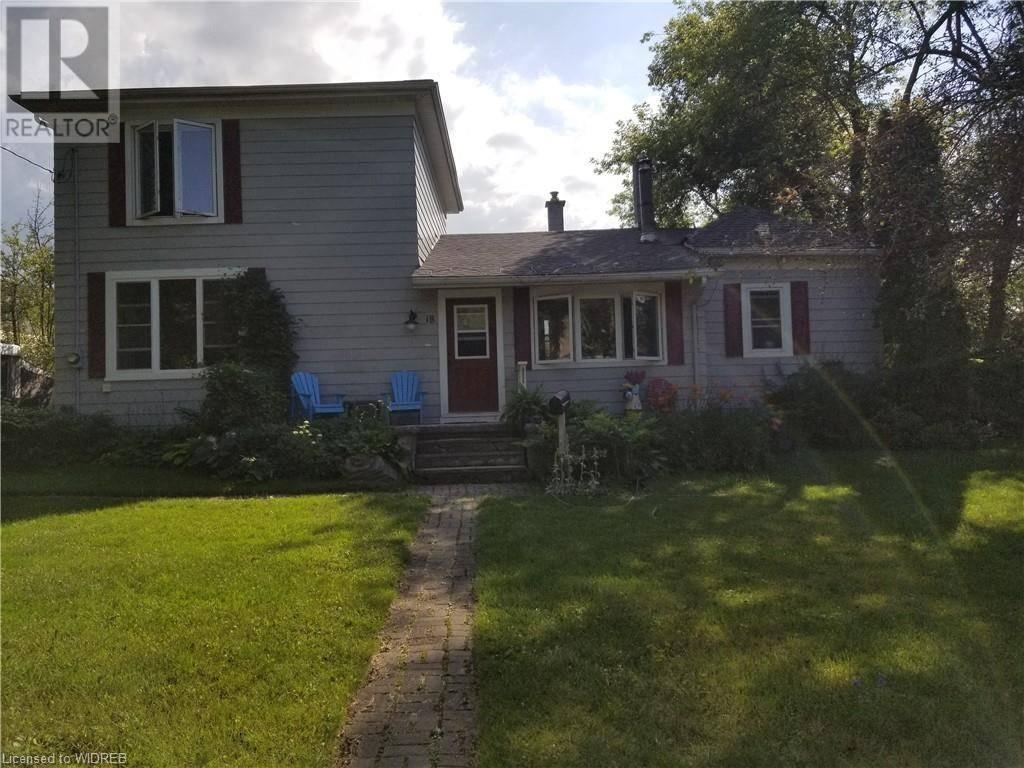 House for sale at 18 Hincks St New Hamburg Ontario - MLS: 210101