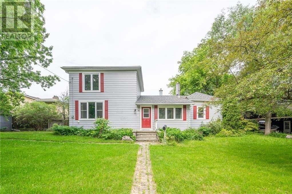 House for sale at 18 Hincks St New Hamburg Ontario - MLS: 30816372