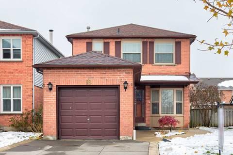House for sale at 18 Horsham St Brampton Ontario - MLS: W4639226