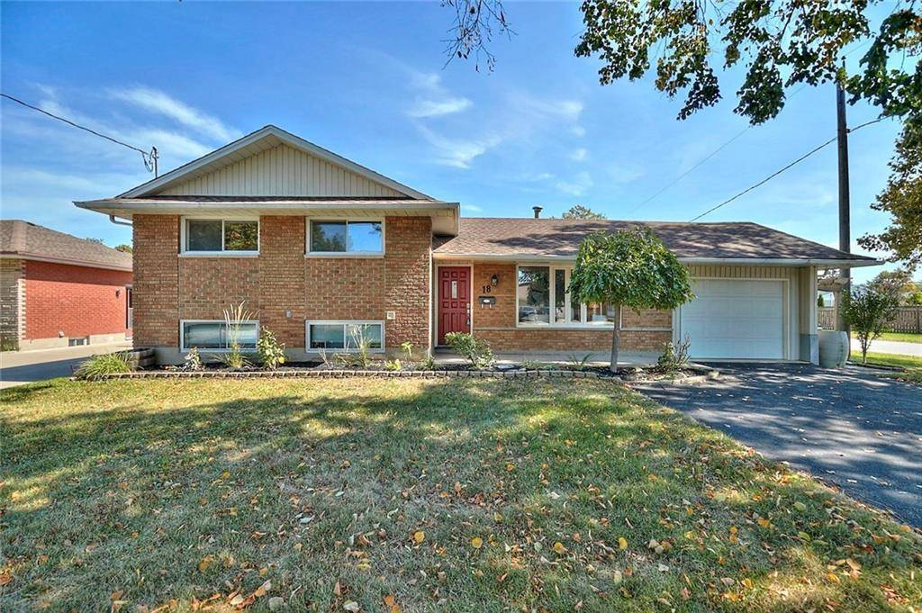 House for sale at 18 Howard Ave St. Catharines Ontario - MLS: 30766030