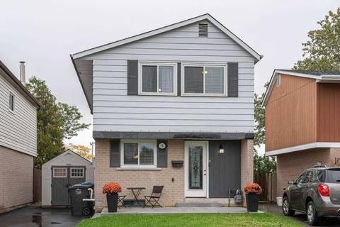 House for sale at 18 Huronia Ct Brampton Ontario - MLS: W4597987
