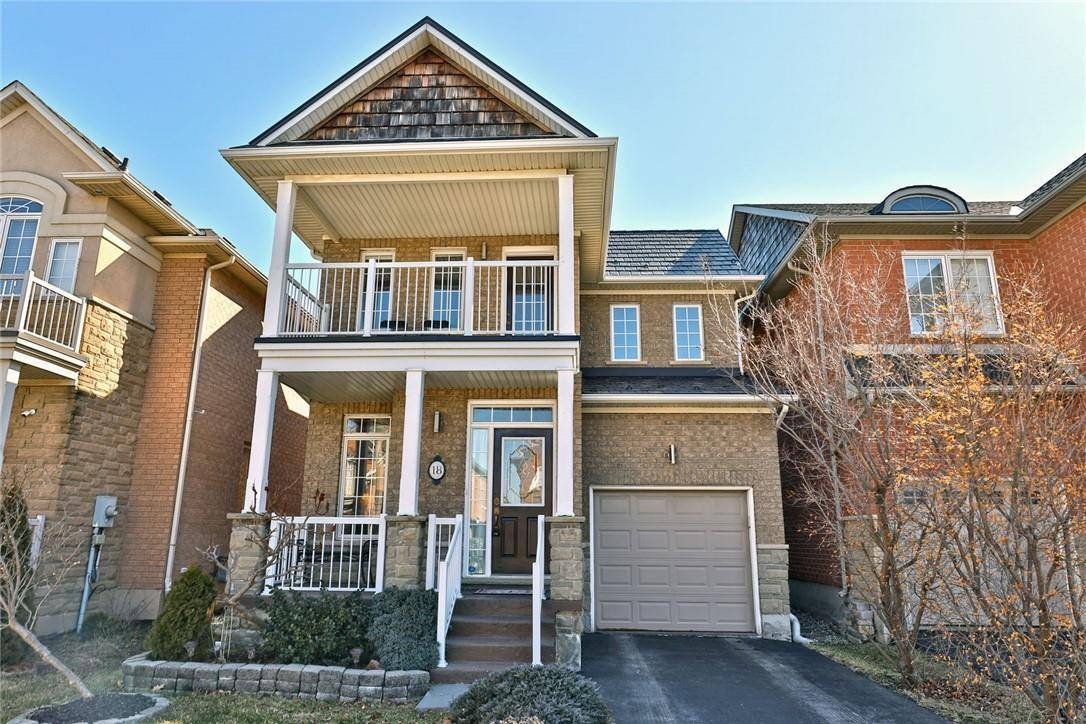 House for sale at 18 Islandview Wy Stoney Creek Ontario - MLS: H4074426