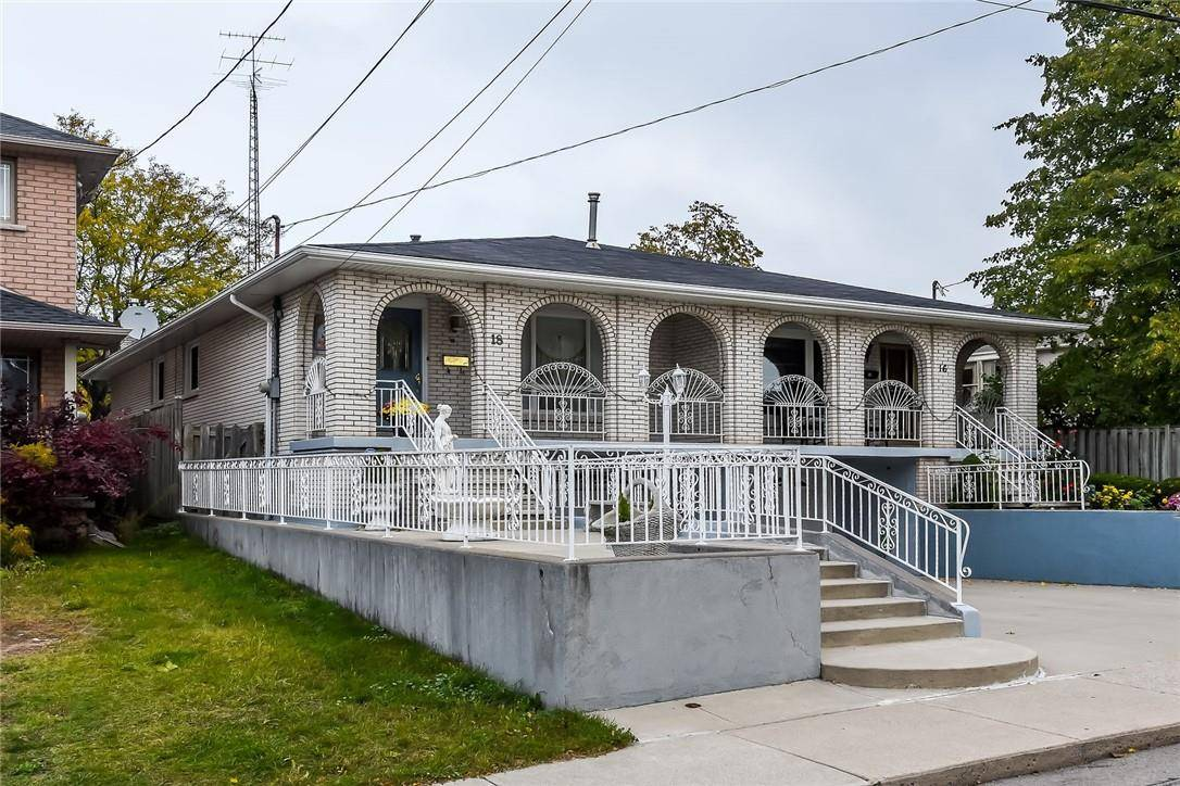 House for sale at 18 Jones St Hamilton Ontario - MLS: H4068837