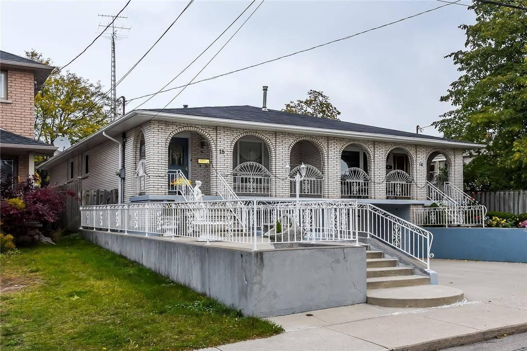 House for sale at 18 Jones St Hamilton Ontario - MLS: H4070319