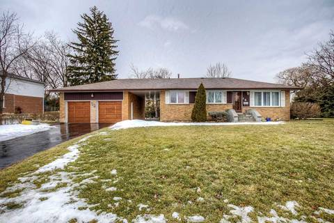 House for sale at 18 Joycelyn Dr Mississauga Ontario - MLS: W4383488
