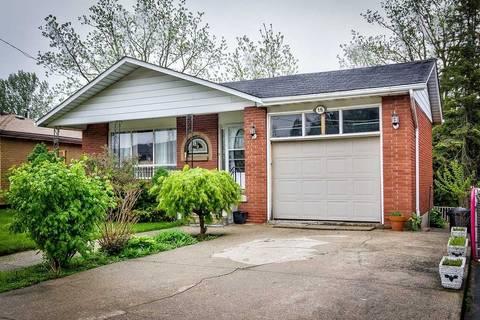 House for sale at 18 Juanita Dr Hamilton Ontario - MLS: X4469241